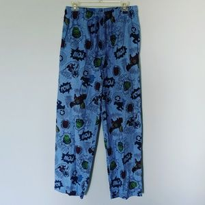 Men's Pajama Marvel Pajama Pants